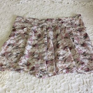 Free People Floral Shirts with Pockets